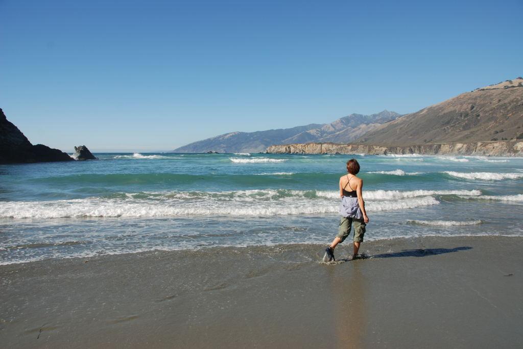 Sand Dollar Beach is One