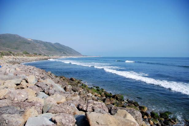 Hobson Beach, Ventura, CA
