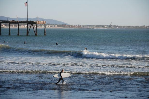 Surfer's Point, Ventura