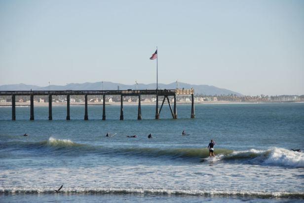 C-Street & Ventura Pier
