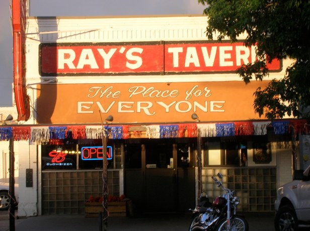 Ray's Tavern in Green River, UT. A must-stop for a burger and (3.2) beer after a week in the canyons.