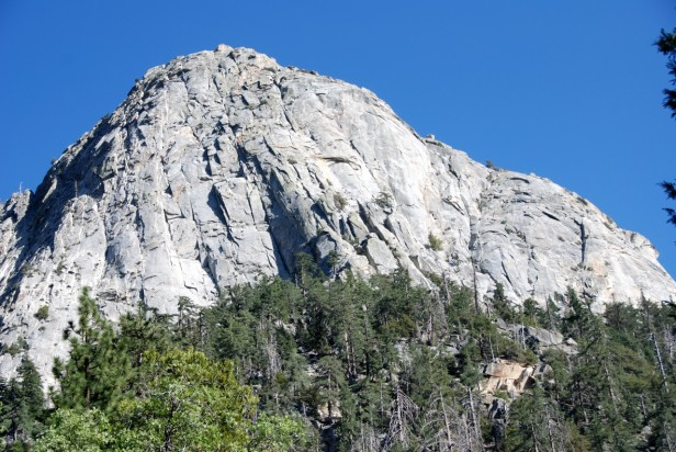 Taquitz Rock, Idyllwild, California