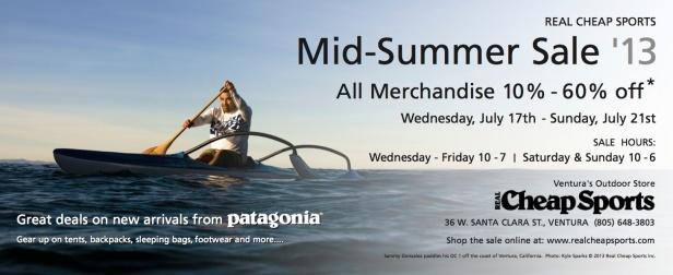 MId-Summer Sale!