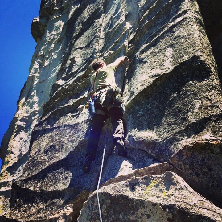 Traveler Buttress | Lover's Leap | Lake Tahoe